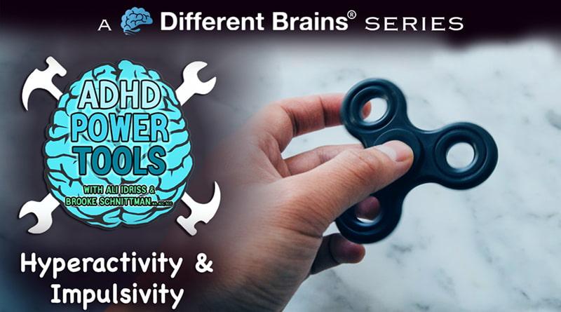 Cover Image - Hyperactivity & Impulsivity